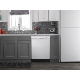 "Amana 24"" Built-In Front Control Dishwasher ADB1400AGW"