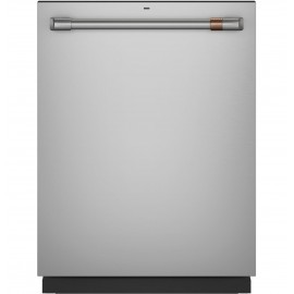Ge Cafe Dishwasher Stainless Steel Interior Top Control