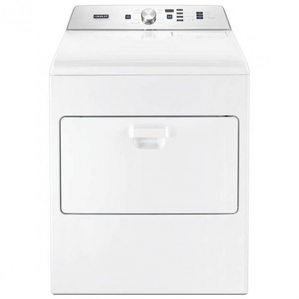 CROSLEY Electric Dryer ZED7009GW