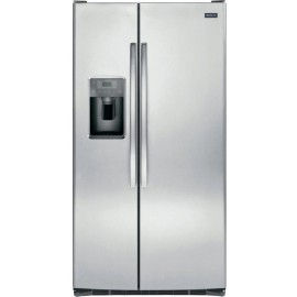 CROSLEY Side-By-Side Refrigerator-Ice and Water thru the door XSS25GSHSS