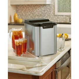 Danby Freestanding Ice Maker DIM2500SSDB