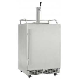Danby 6.51 cu. ft. Outdoor Keg Cooler DKC055D1SSPRO