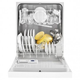 Whirlpool Dishwasher with 1-Hour Cycle WDF330PAHW