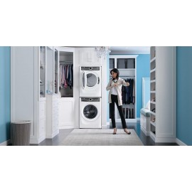 Electrolux 8 cu. ft Electric Dryer EFME417SIW