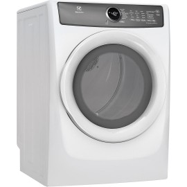 Electrolux  8 cu. ft Gas Dryer EFMG427UIW
