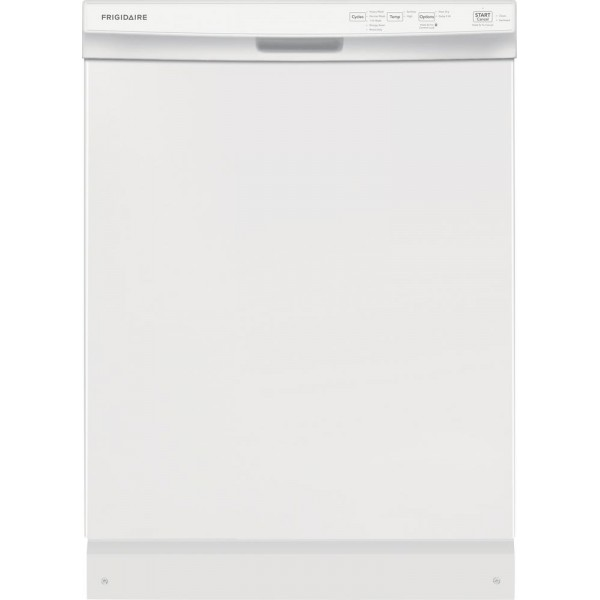 Frigidaire Built-In Front Control Dishwasher FFCD2418UW