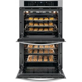 Frigidaire 30 Double Electric Wall Oven FGET3066UF