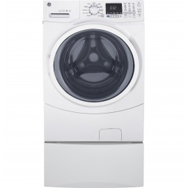 GE 4.5 Cu. Ft. Front Load Washer GFW450SSMWW