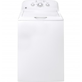 """GE Laundry 27"""" 3.8 CF Washer GTW330ASKWW"""