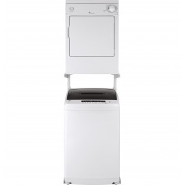 GE COMPACT WASHER - EXTRA LARGE CAPACITY GNW128SSMWW