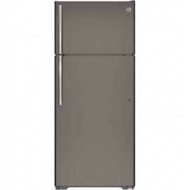 GE 17.5 Cu. Ft. Top-Freezer Refrigerator GTE18GMHES