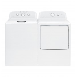 Hotpoint 3.8 CF Top Load Washer HTW240ASKWS