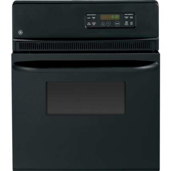 """GE 24"""" Wall Oven - Electric JRP20BJBB"""