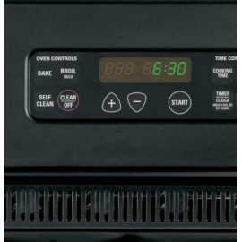 "GE 24"" Wall Oven - Electric JRP20BJBB"