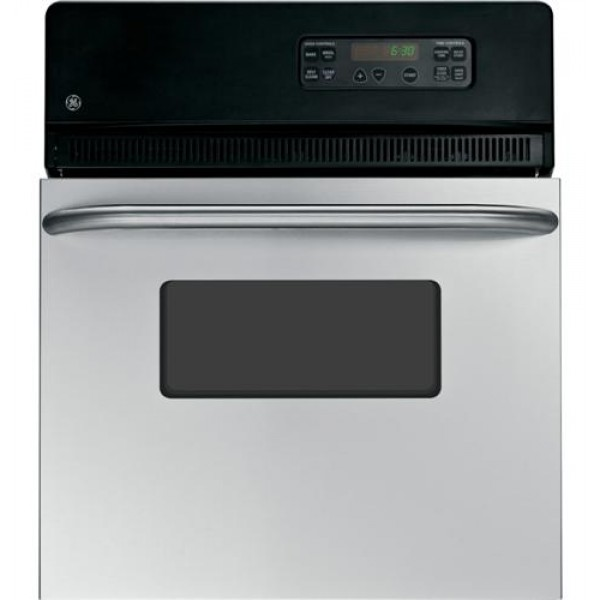 """GE 24"""" Wall Oven - Electric JRP20SKSS"""