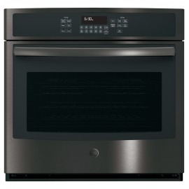 """GE 30"""" WALL OVEN JT5000BLTS"""