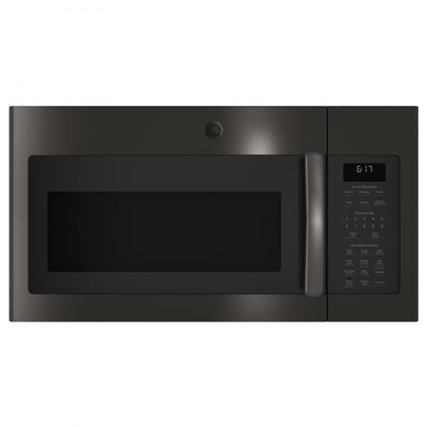 GE 1.7 Cu. Ft. Over-the-Range Microwave/Hood JVM6175BLTS