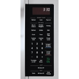 LG 2.2 cu. ft. Over-the-Range Microwave Oven LMH2235ST