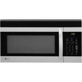 LG 1.7 cu. ft. Over-the-Range Microwave Oven LMV1760ST