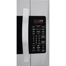 LG 1.7 cu. ft. Over-the-Range Convection Microwave Oven LMVH1711ST