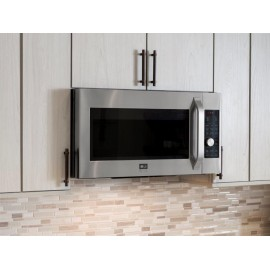 LG STUDIO 1.7 cu. ft. Over-the-Range Convection Microwave Oven LSMC3086ST