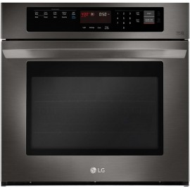 LG 4.7 cu. ft. Single Wall Oven LWS3063BD