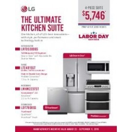 LG 2.2 cu. ft. Over-the-Range Microwave Oven LMHM2237ST