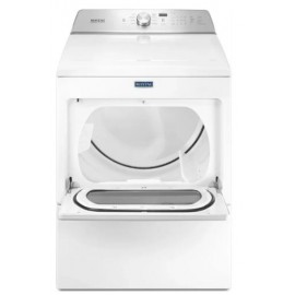 Maytag 7.4-cu ft Electric Dryer MEDB765FW