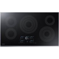 Samsung  Electric Smoothtop Cooktop NZ36K7570RS