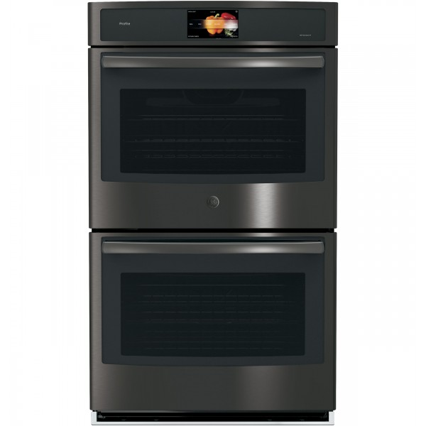 "GE PROFILE 30"" WALL OVEN PT9551BLTS"