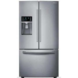 Samsung 22 Cu Ft Counter-Depth French Door Refrige..