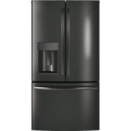 GE 27.8 Cu. Ft. Bottom Freezer-French Door Refrigerator GFD28GBLTS