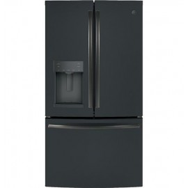 GE 27.8 Cu. Ft. Bottom Freezer-French Door Refrigerator GFD28GELDS