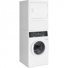Speed Queen Stacked Front Load Washer/Dryer SF7000WE