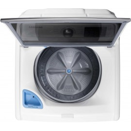 SAMSUNG 4.5 cu. ft. Top Load Washer WA45M7050AW
