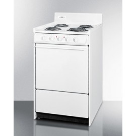 "BROWN 20"" Electric Range WEM110"