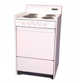 "BROWN 24"" Electric Range WEM610"