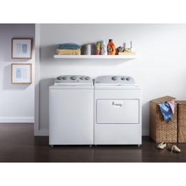 Whirlpool 7 cu. ft. Front Load Gas Dryer WGD4950HW