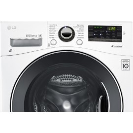 LG 2.3 cu. ft. Front Load Washer/Dryer Combo WM3488HW