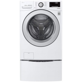 LG 4.5 cu. ft. Front Load Washer WM3500CW