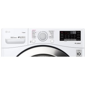 LG 4.5 cu. ft. Front Load Washer WM3700HWA