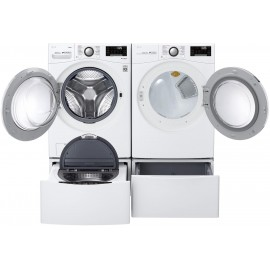 LG 4.5 cu. ft. Front Load Washer WM3900HWA