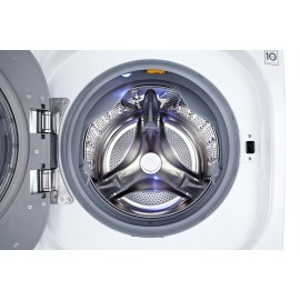 LG 4.3 cu. ft. Front Load Washer/ Dryer Combo  WM3997HWA