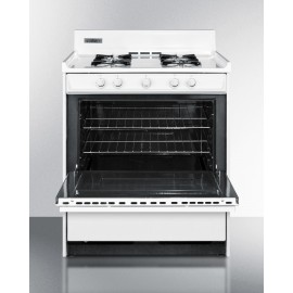 "Brown 30"" Gas Range WNM210-7"
