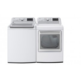 LG 5.5 cu.ft. Top Load Washer WT7800CW