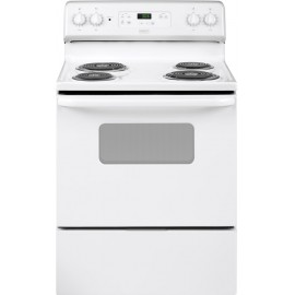 CROSLEY Electric Range, Manual Clean XBS360DMBB/WW