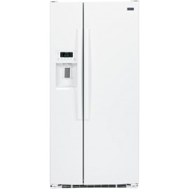 CROSLEY Side-by-Side Refrigerator-Ice and Water thru the door XSS23GGKBB/WW