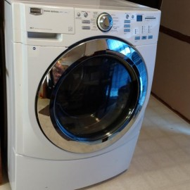 Maytag Front-Loading Washer MHW3505FW