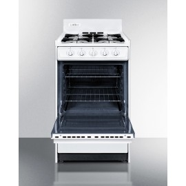 "BROWN 20"" Gas Range WNM110 -7"