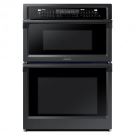 Samsung Self-Cleaning Convection Microwave Wall Oven Combo NG70M6650DS